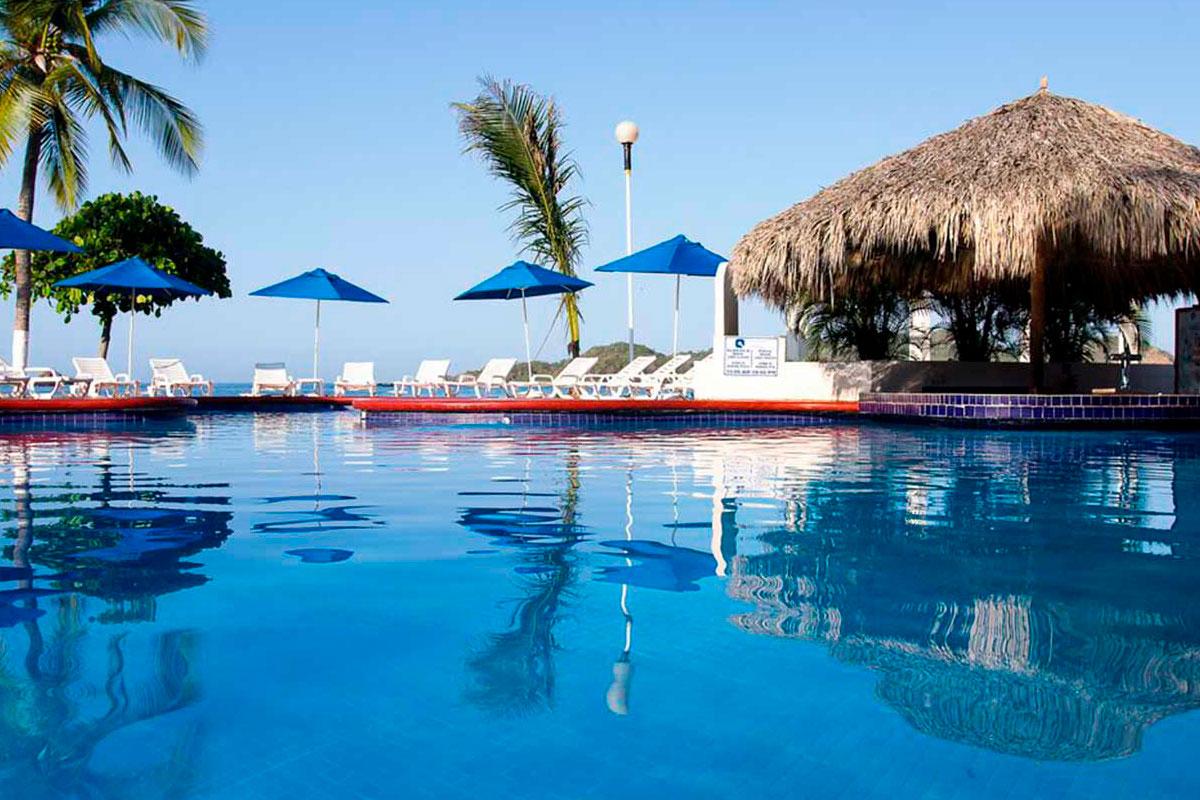 Tus vacaciones estan en Qualton Ixtapa con Viatge