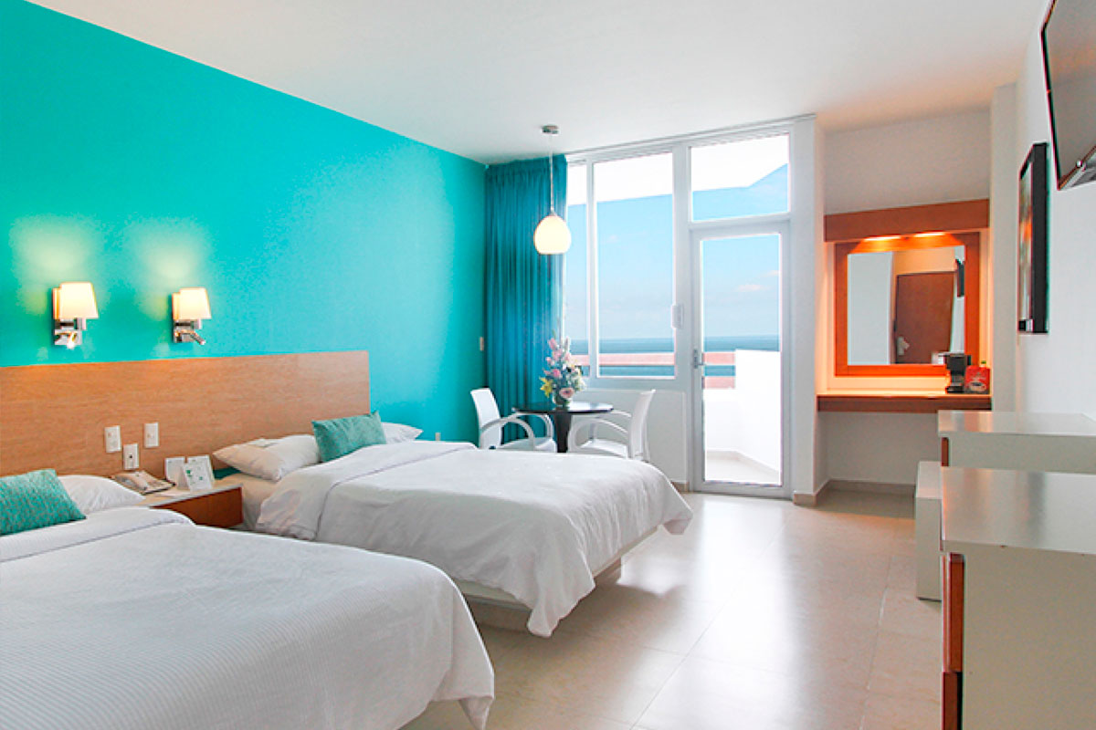 Oceano Palace Mazatlan con Viatge