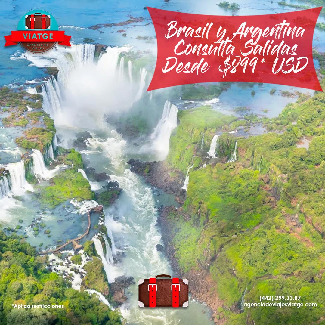 Conoce Iguazu con Viatge