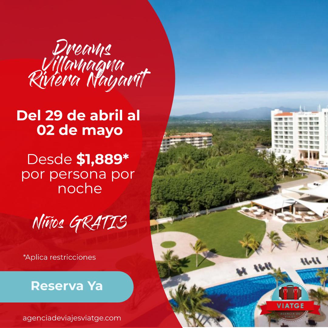 Dreams Villamagna Vallarta con Viatge